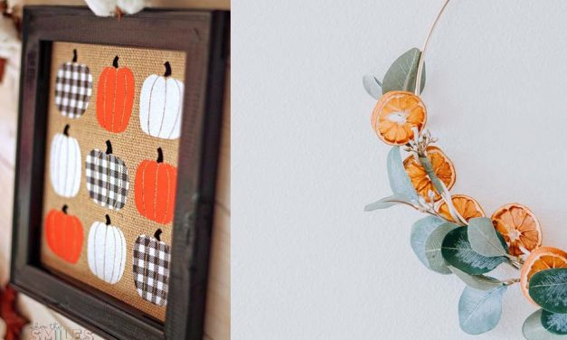 15 Fall Crafts for Kids – Best Easy DIY Fall Decorations to Try This Year!