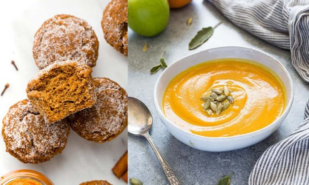 15 Best Vegan Gluten-Free Pumpkin Recipes to Try This Fall!