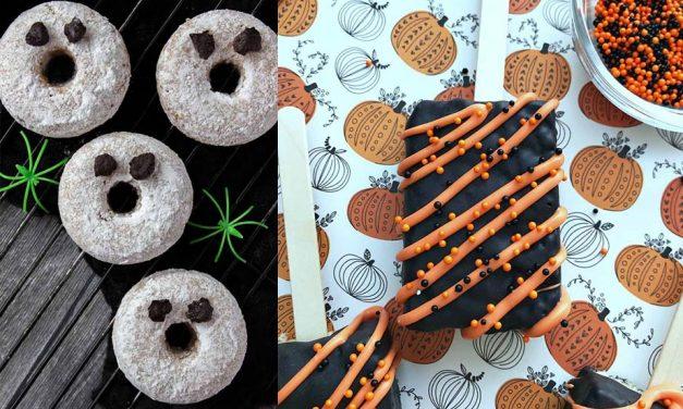 Easy Halloween Treats for School – Best Ideas Of Healthy Snacks for Kids Party
