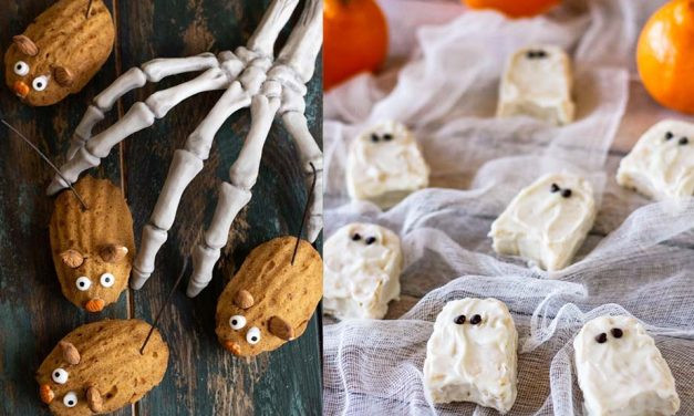 Kids Halloween Party Ideas – Best Snacks, Desserts and Treats