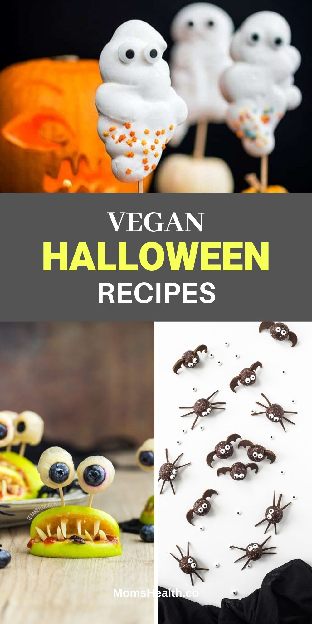 Vegan Halloween Recipes - Spooky Vegan Halloween Treats