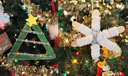 Christmas Ornaments Homemade Ideas – 15 Best DIY Crafts for Kids to Make