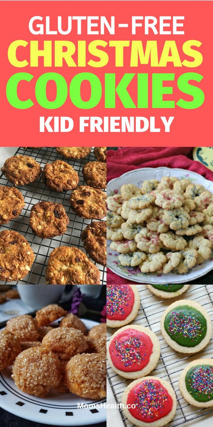 15 Best Recipes for Gluten Free Christmas Cookies (Kid-Friendly)
