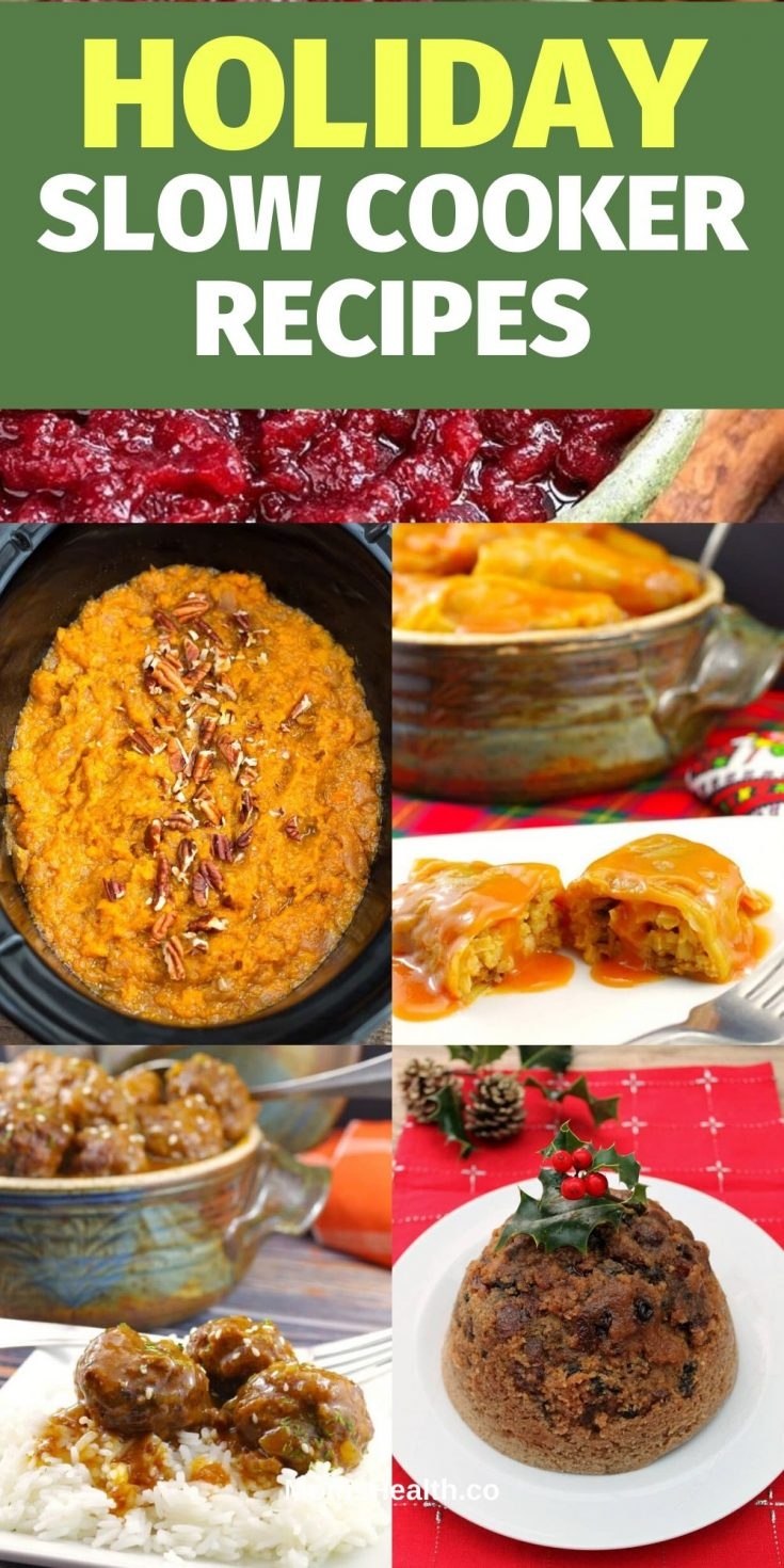Holiday Slow Cooker Recipes - Best Crockpot Recipes for Your Party