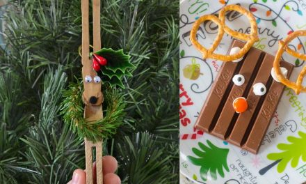 Reindeer Crafts for Kids – 15 Best Christmas Crafts for Kids With Reindeer Templates