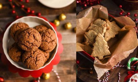PALEO CHRISTMAS COOKIES RECIPES – 15 BEST PALEO HOLIDAY COOKIES