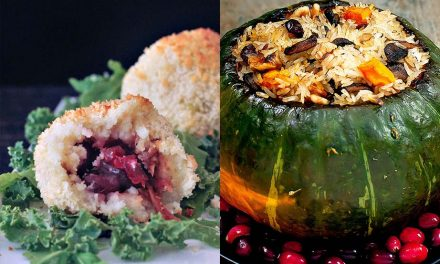 15 Best Vegan Holiday Recipes for Your Party Table