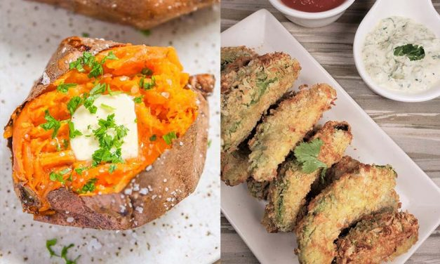 Healthy Vegan Air Fryer Recipes – Plant-Based and Tofu Recipes in Air Fryer
