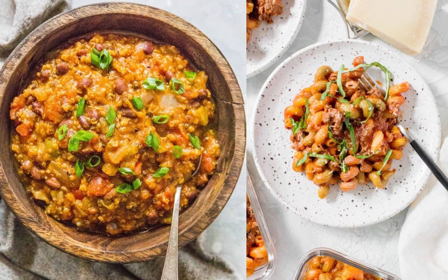 15 Best Easy Pantry Meals – Healthy Dinners When You Have to Stay at Home