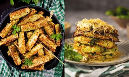 Fried Zucchini Recipes That Are Tasty And Healthy