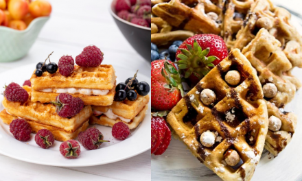 Unique Waffle Recipes – Most Delicious Waffles of Different Types
