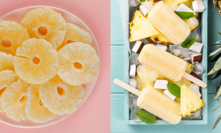Pineapple Desserts – Healthy Cakes with Pineapple
