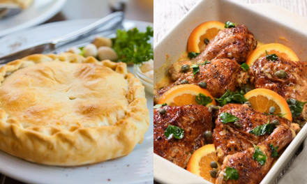 15 Chicken Recipes Perfect for a Sunday Dinner