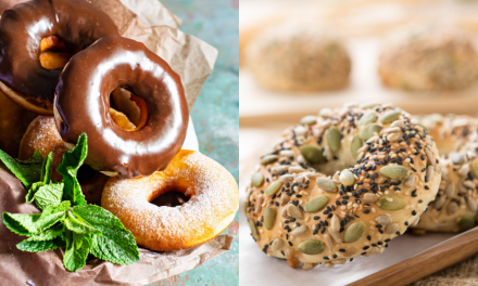 Baked Donut Recipes – 15 Healthy Donut Options