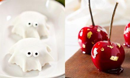 15 Homemade Halloween Treats or Appetizers