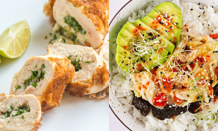 High Protein Dinner Ideas – Best High Protein Meals to Try!