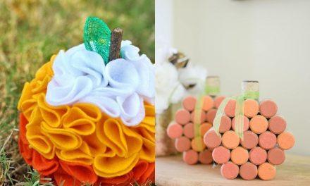 Unique Pumpkin Crafts – Best Decorating Pumpkins Ideas