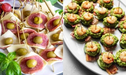 15 Delicious Low-Carb and Keto Appetizers for a Party