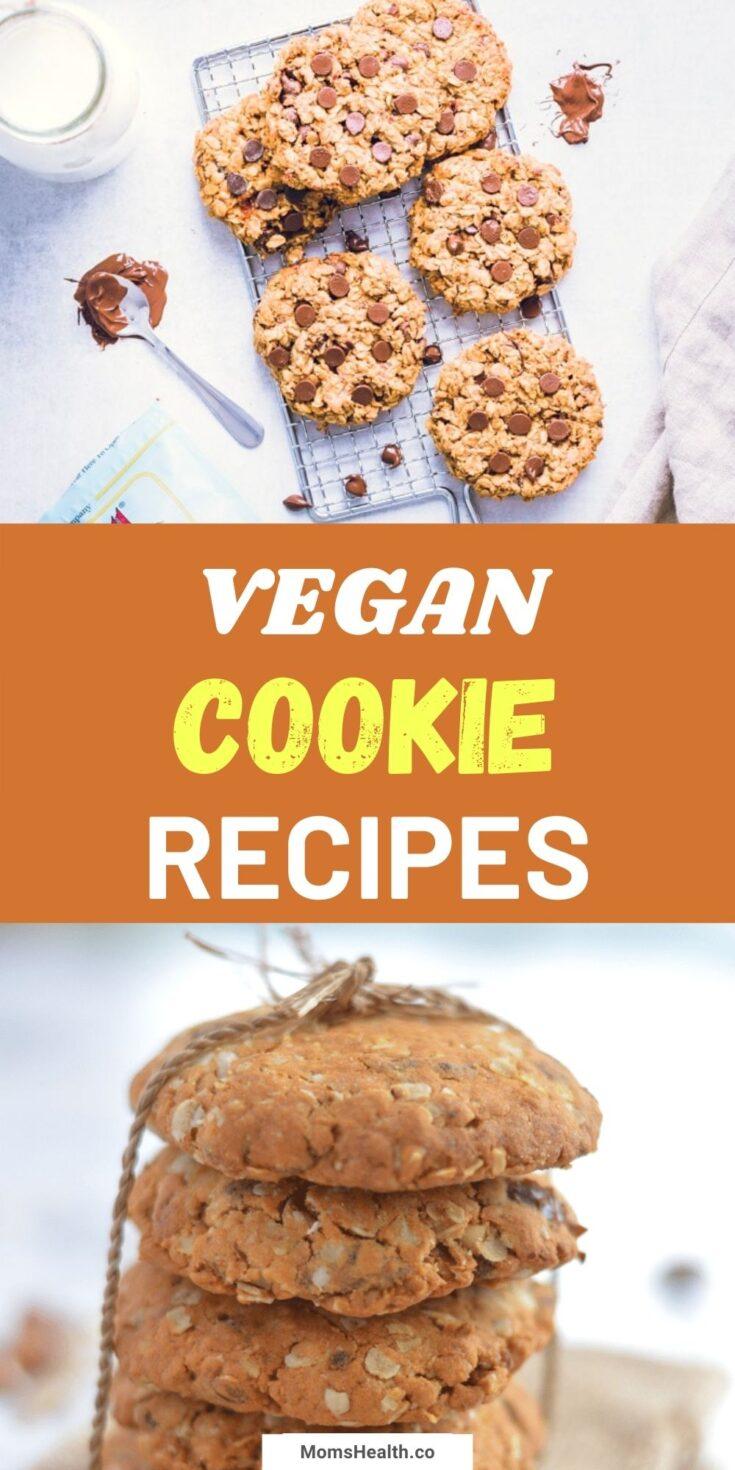 Vegan Cookie Recipes - 15 Best Vegan Cookies to Try Today!