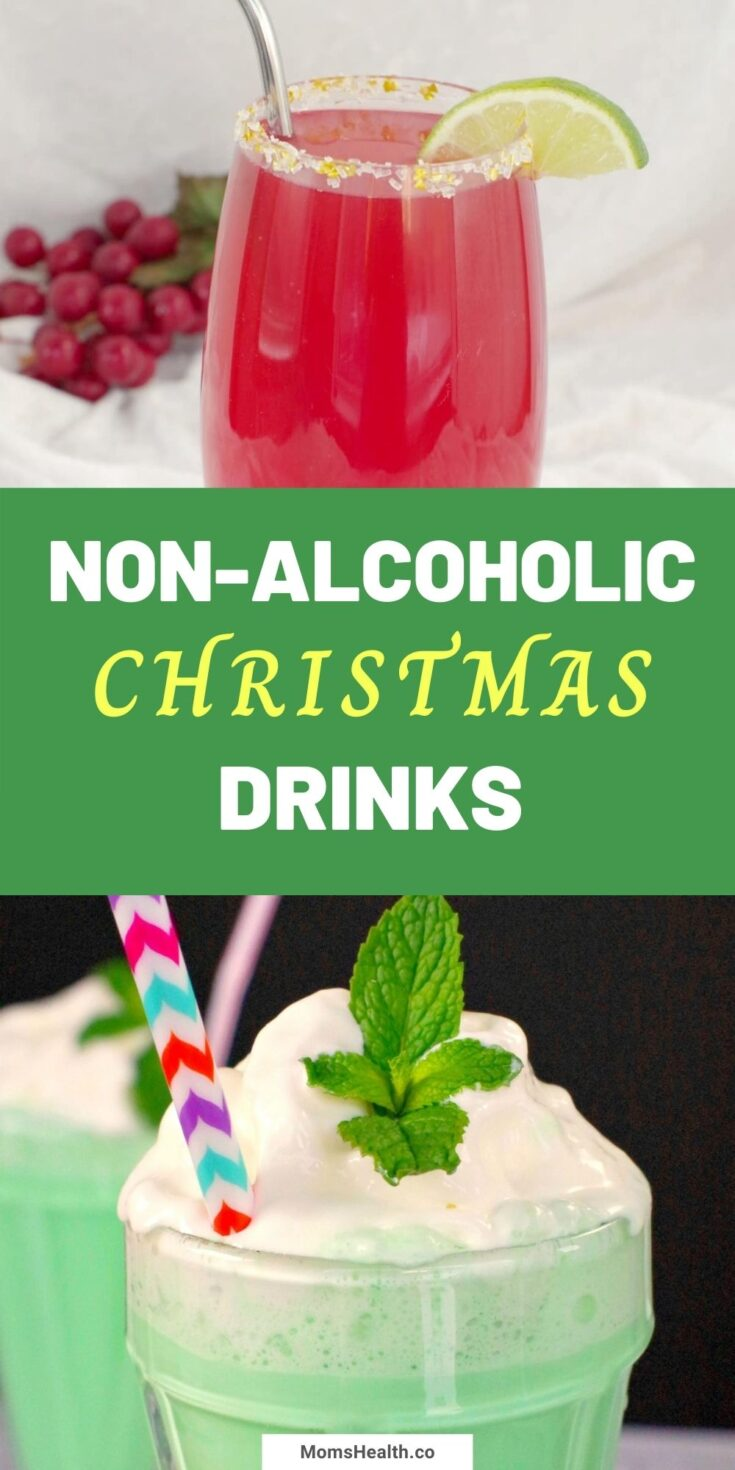 Delicious Non-Alcoholic Christmas Eve Drinks