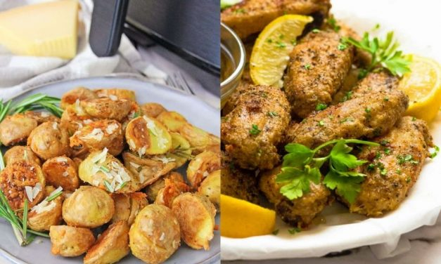 Healthy Air Fryer Recipes For Beginners – 15 Tasty Recipes