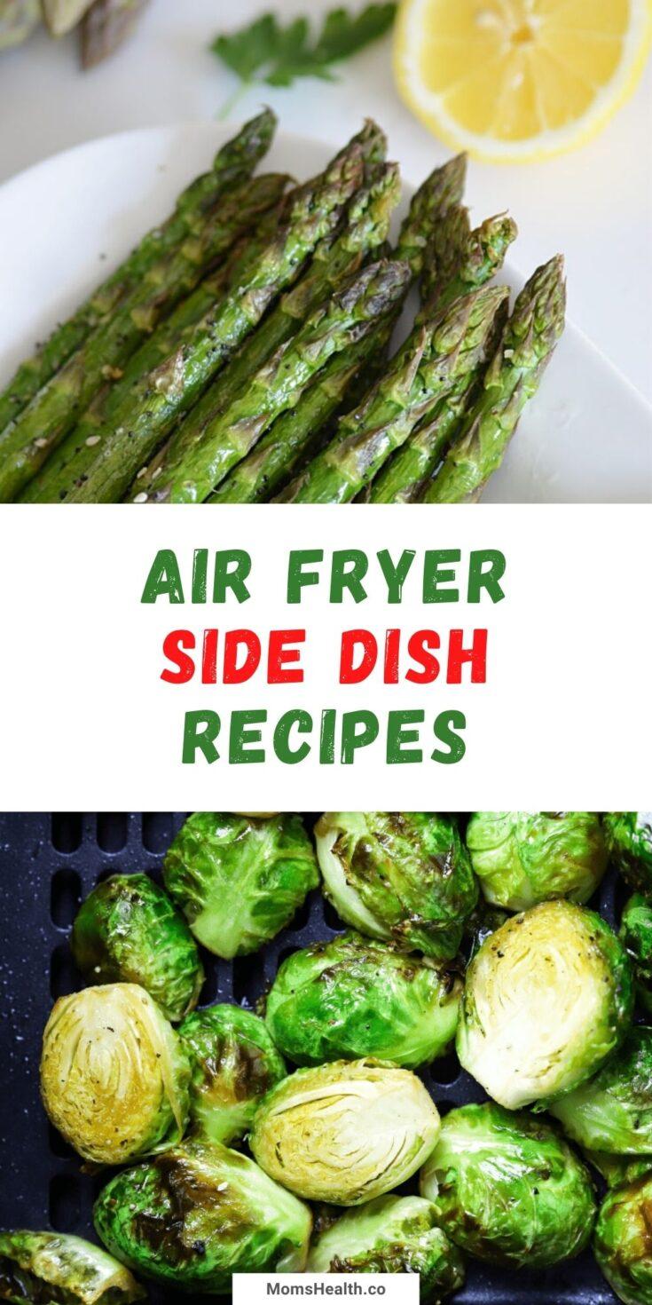15 Air-Fryer Side Dish Recipes - Best Air-Fryer Sides