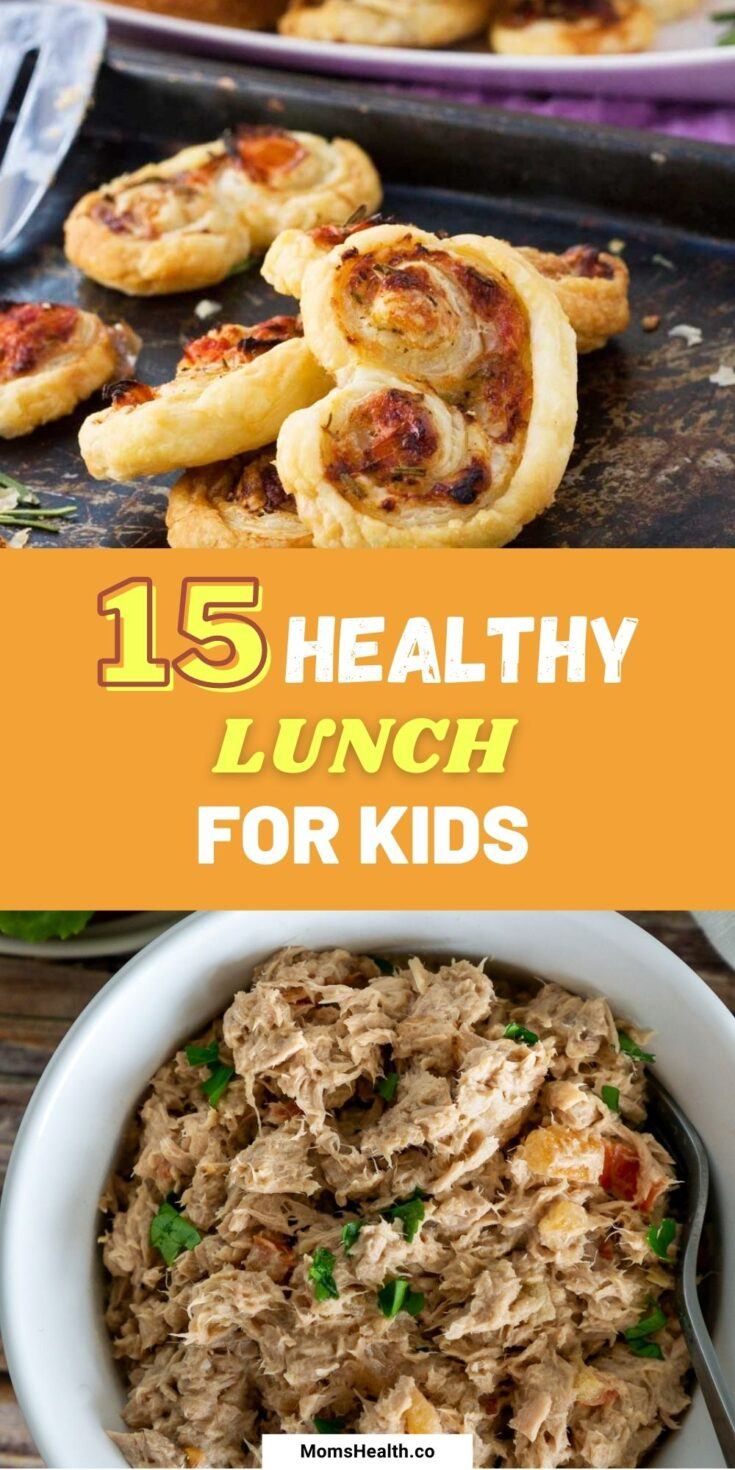 Healthy Lunch Ideas for Kids at Home   Healthy Lunch Recipes