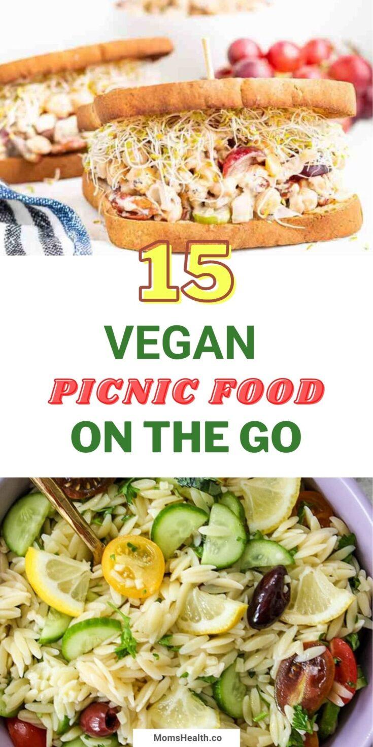15 Vegan Picnic Food On The Road | Vegan Recipes