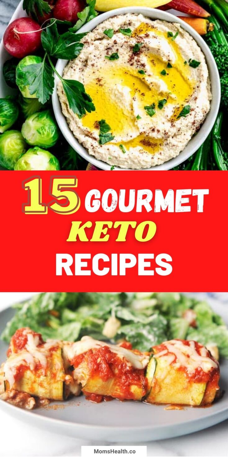 15 Gourmet Keto Recipes | Easy Keto Recipes