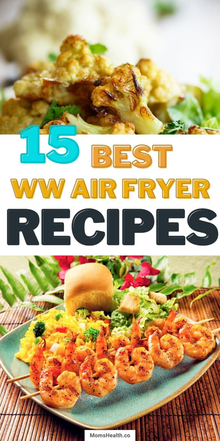 15 Best Weight Watchers Air Fryer Recipes – WW Air Fryer Recipes