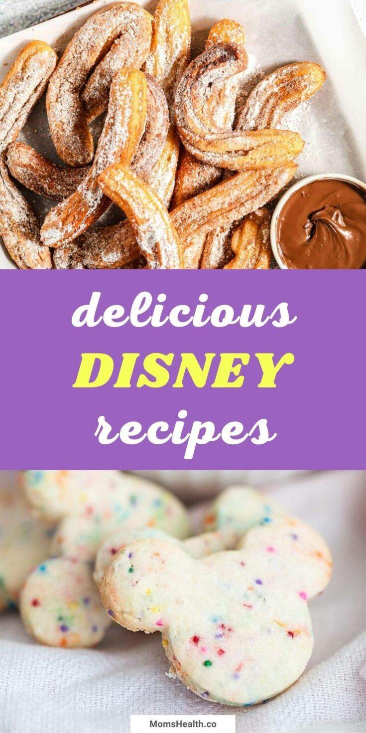 15 Best Disney-Inspired Food   Delicious Disney Recipes