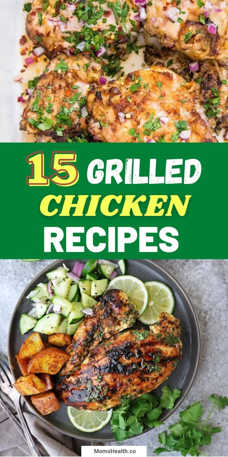 15 Delicious Grilled Chicken Recipes For The Summer