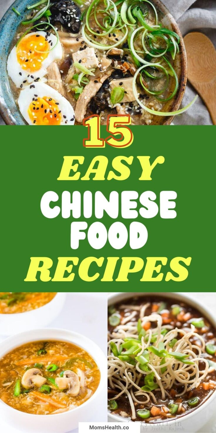 15 Best And Easy Chinese Soup Recipes | Healthy Asian Recipes