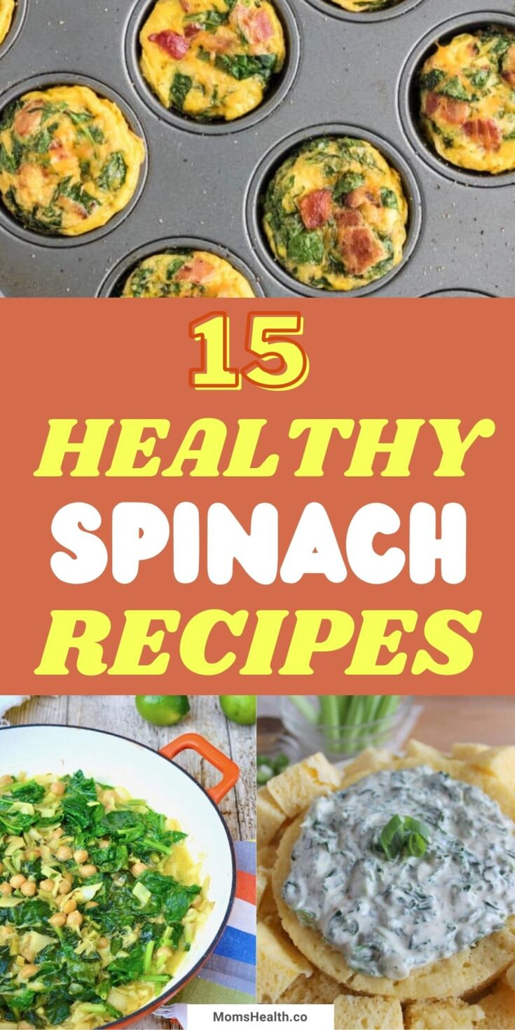 15 Best Spinach Recipes | Healthy Spinach Meals