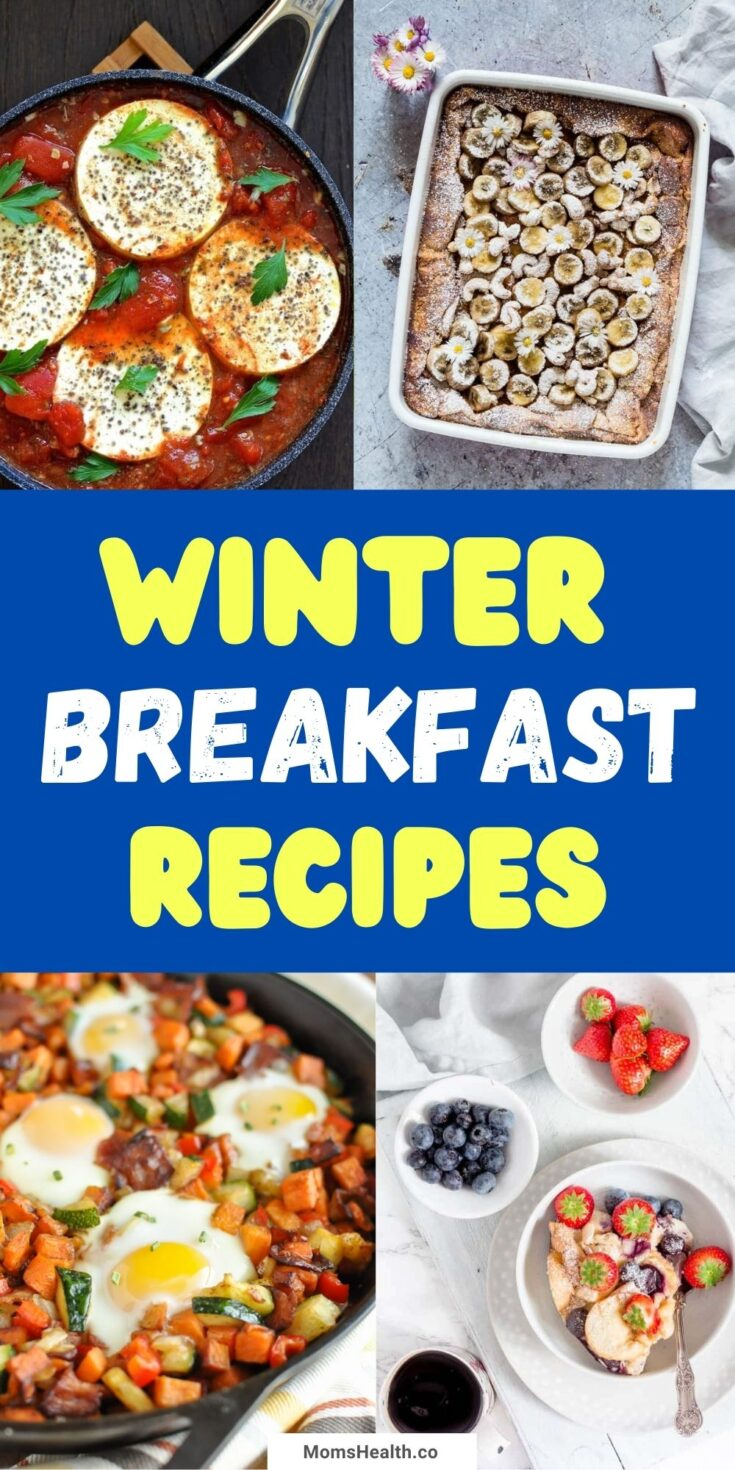 15 Warm and Delicious Winter Breakfast Recipes