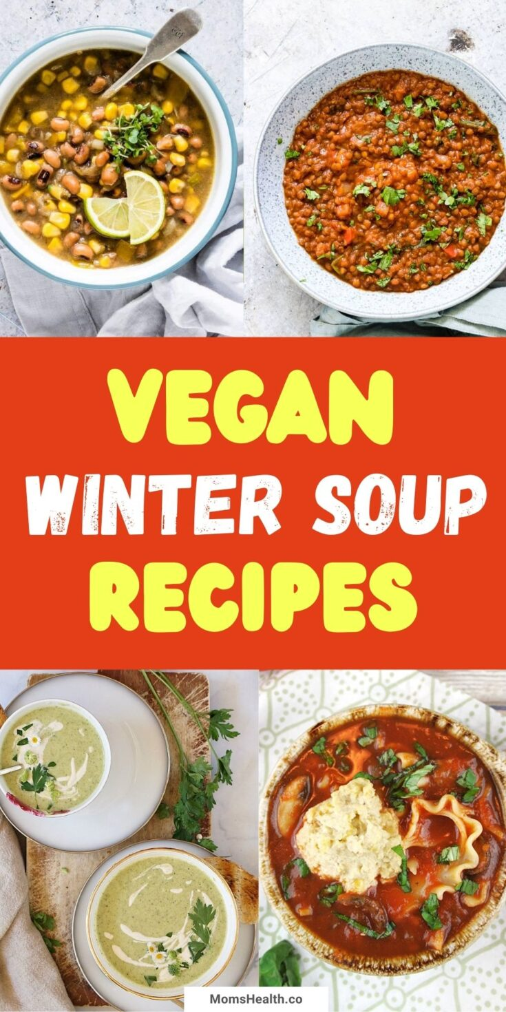 15 Healthy Vegan Winter Soups And Stews   Tasty Christmas Recipes