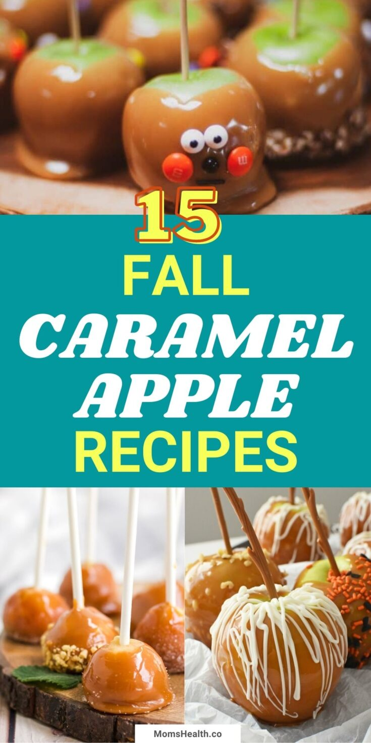 15 Savory Caramel Apple Recipes For Fall