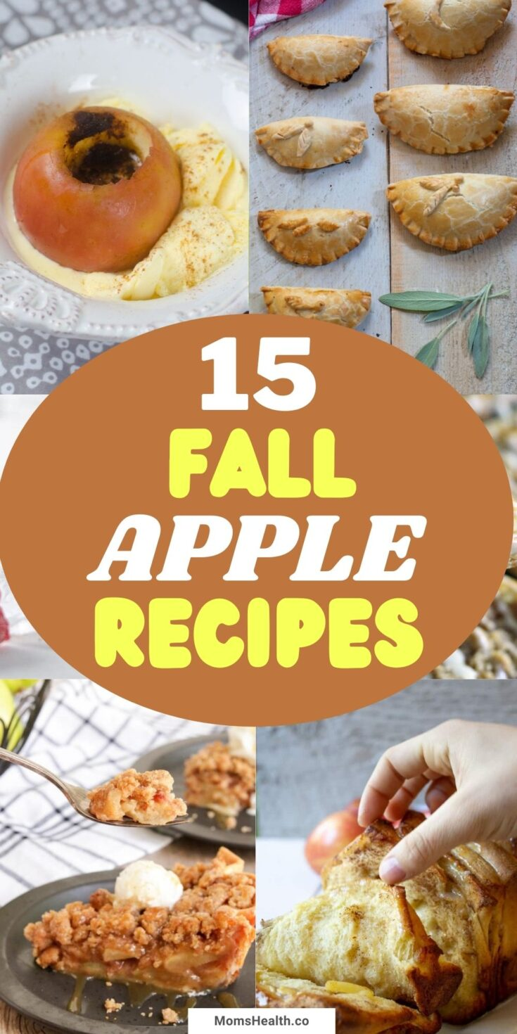 15 Juicy Apple Recipes For Fall