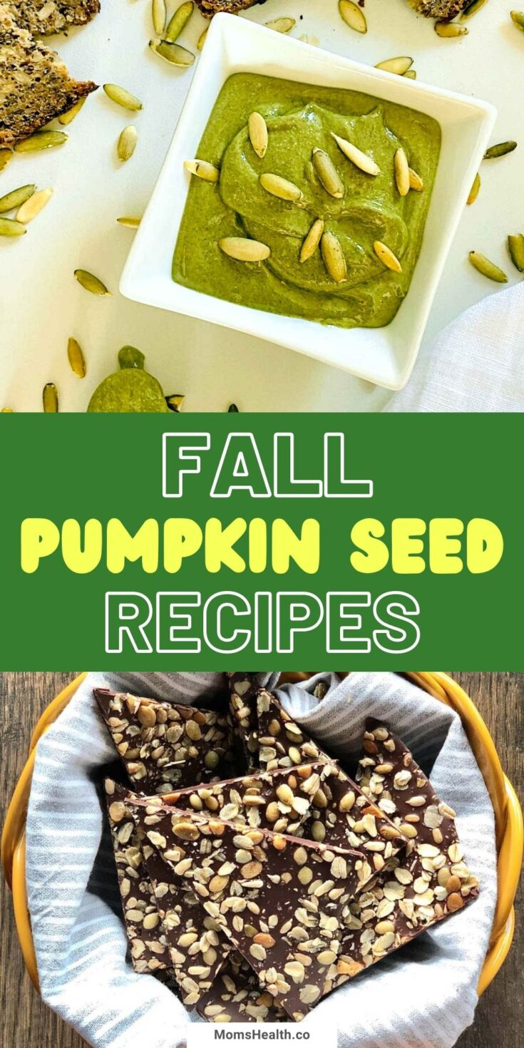 15 Delicious Pumpkin Seed Recipes For Fall
